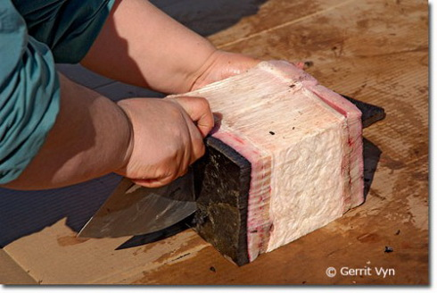 Чукотский нож для разделки кита нож cold steel talwar отзывы